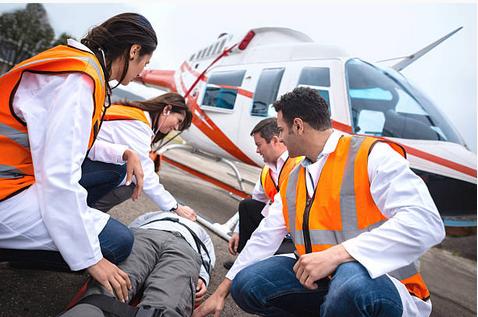 Angel Air Ambulance Service in Patna